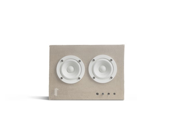 Stoneware Speaker
